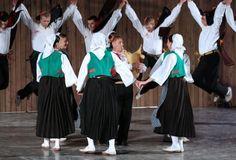 Folklorna senzacija Lado opet na sv. Mihovilu :: ŠibenikIN