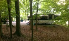 Twin Knobs Campground - Morehead, Ky