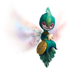 Baby Tooth from Rise of the Guardians :) so cute!!