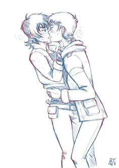 Hello, still in Voltron hell. Klance taking my soul, the usual. Thirsty boys :)