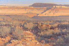 walterbolinsky:  James Morgan Sharing sundown