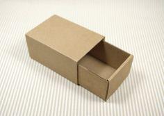 Kraft Sliding Box 3 by AnnabelGray on Etsy, $2.60