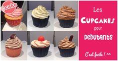 [Recette] Cupcake pour débutant, nature et simple, mais bon !