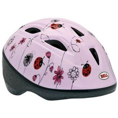 Bell Infant Sprout Bike Helmet (Love Bugs/Pink) Size : 47-52cm: Amazon.com: Sports & Outdoors