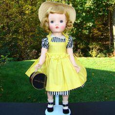 1954-55 Binnie Walker Doll Cissy Face 18 Inch HP Madame Alexander Box Pristine