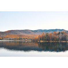 【umashikateyo】さんのInstagramをピンしています。 《. . . 自分の今一番したいことは何なのか、考えることが、最近とても難しい。 . . #お昼寝をしたいのかポテトチップスを食べたいのか #睡眠をとるかデブになるか #とても難しい ............... #natural  #wood  #秋  #紅葉  #湖面  #湖  #森  #小屋  #北欧  #長野  #八千穂レイク  #デジタルでフィルムを再現したい  #reco_ig  #写真好きな人と繋がりたい》