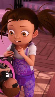 Manon Chamack | Miraculous Ladybug S1 | Ep 18 Marinette Doll, Ladybug And Cat Noir Reveal, Minor Character, Miraculous Ladybug, Mickey Mouse, Movie, Dolls, Disney Characters, Baby Dolls