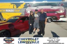 """#HappyBirthday to Alican """"Turk"""" & Michelle from Michael Carriveau at Huffines Chevrolet Lewisville!  https://deliverymaxx.com/DealerReviews.aspx?DealerCode=UBM1  #HappyBirthday #HuffinesChevroletLewisville"""
