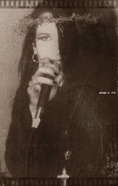 Rozz Williams of Christian Death - Shadow Project - Premature Ejaculation - Daucus Karota