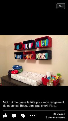 The Bee Hive Buzz: Show Me Your Stash Storage! A Photographic Guide to How Real Moms Store & Organize Their Cloth Diapers Nappy Storage Ideas, Cloth Diaper Organization, Cloth Diaper Storage, Cloth Diapers, Cd Storage, Twin Baby Girls, My Baby Girl, Baby Kids, Couches