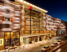 El Marriott más grande de Europa está en Madrid