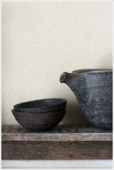 田鶴濱守人さんの豆鉢の画像:なづな雑記