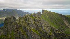 Best Hiking Trail in the Lofoten Islands in #Norway