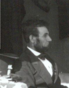 Rare Photo Of Abraham Lincoln