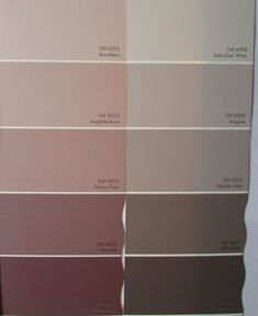 altrosa-wandfarbe-farbe-nuance-farbpalette-grau-muster old rose-color wall-color-nuance-color palette-gray pattern Old Rose Color, Gray Color, Pink Color, Murs Roses, Living Room Decor, Bedroom Decor, Gris Rose, Pink Walls, Wall Colors