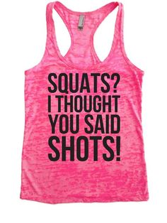 Oh My Quad Becky Look At Her Squat - Burnout Tank Top Choose Shirt Color w/ Black Ink Funny Workout Shirts Women's Exercise Motivation Gym Funny Workout Shirts, Workout Humor, Workout Fitness, Funny Fitness, Pink Fitness, Funny Workout Quotes, Funny Quotes, Fitness Style, Fitness Humor