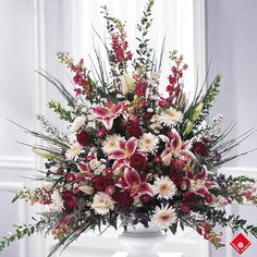 Large Floral Arrangements | Large funeral flower arrangement - $0.00 : Welcome to, Fancy Florist