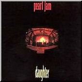 1 CENT CD: Daughter [Single] by Pearl Jam (Jun-1993, Epic (USA) FREE SHIPPING