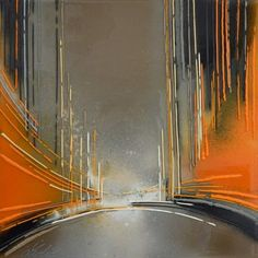 The contemporary artwork Cité urbaine - 375 is a modern painting from the artist Leslie Berthet-Laval. This is a contemporary painting, unique and originale, Abstract style. Abstract Tree Painting, Skyline Painting, Abstract City, Canvas Painting Landscape, Abstract Canvas, Contemporary Abstract Art, Oeuvre D'art, Painting Techniques, New Art