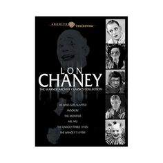 Lon Chaney: The Warner Archive Classics Collection (6 Discs) (Fullscreen)