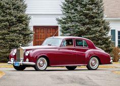 Rolls-Royce Silver Cloud I Saloon 1958