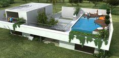 Casa Moderna - Ponta Bicuda, Cabo Verde