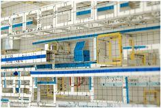 The Paper Architecture of Katsumi Hayakawa | Junkculture