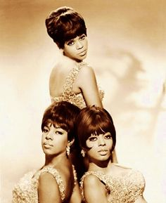 The Supremes - Mary, Florence, Diana