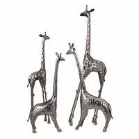 Giraffe herd...if only I had a herd of Giraffes...