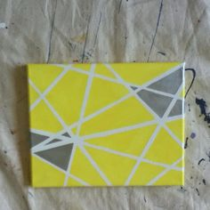 simple easy painting