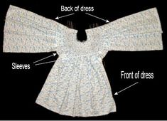 plain bishop dress for smocking Smocking Baby, Smocking Plates, Smocking Patterns, Dress Patterns, Sewing Patterns, Coat Patterns, Diy Dress, Smock Dress, Sewing Clothes