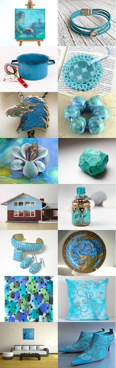 Blue by Conex Conex on Etsy--Pinned with TreasuryPin.com