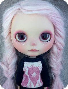 Blythe Doll - The little hearts!