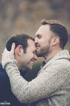 Eaton Canyon Engagement, Pasadena | Los Angeles Wedding Photography | Same-Sex Boho Rustic Nature Engagement