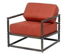 As cubism evolved, modernist furniture such as this became a stylish feature of the fashionable home