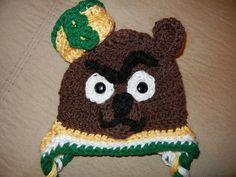 Sailor Bear hat...shut up at the cuteness #Baylor
