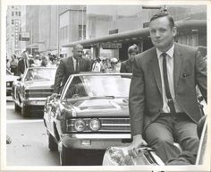 R.I.P. Neil Armstrong. The man cut a dashing figure in any kind of suit, be it the space- or civilian variety.