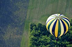 Soar through the sky in Provence with L'OCCITANE! #loccitane #repinforsweetskin