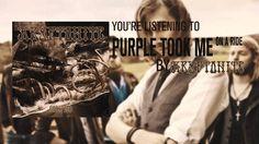 Kryptonite - Purple Took Me On A Ride (Official Audio)