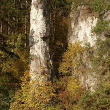 Poluvsianska skalná Ihla | OOCR Rajecká dolina