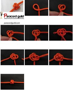 Learn how to tie the Celtic button knot, a great looking stopper knot.