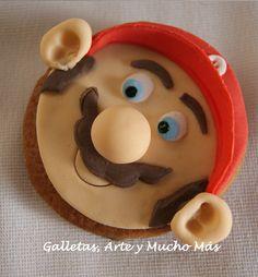 http://fofisa.blogspot.com.es/2013/04/galletas-mario-bros-jose-ramon.html Preparadas para celebrar el cumple de José Ramón