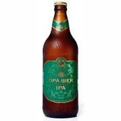 Cerveja Opa Bier India Pale Ale 600ml