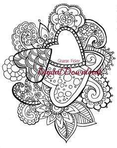 Got To Get This Coloring Book And Its A Zentangle Too The Blue Screen Blogger