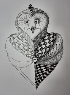Tineke's Creations: Tekeningen