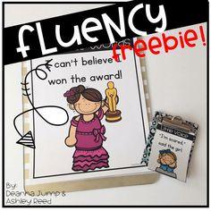 This fluency freebie