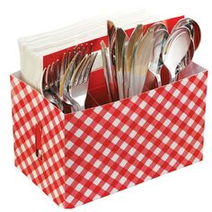 Shop Red Gingham Party Supplies for a picnic party or barbecue! Find red gingham tableware, serveware and drinkware, decorations and more picnic party supplies. Gingham Party, Red Gingham, Bbq Party, Party Kit, Party Ideas, Diner Party, Pizza Party, Luau Party, Gift Ideas