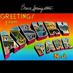 Bruce Springsteen Greetings From Asbury Park, N.J. on 180g LP Mastering by Bob Ludwig Working Under the Personal Supervision of Springsteen & Longtime Engineer Toby Scott The story of Bruce Springstee