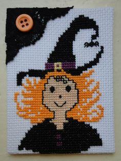 sorcières d'halloween : ATC PiketKol pour Laetitia62_59