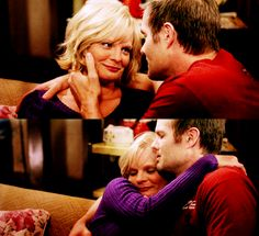Burt & Virginia Chance from Raising hope 'You're it for me, forever.'
